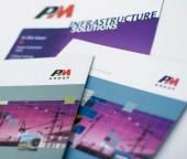 Project Management Print Brochure by Darren Forde
