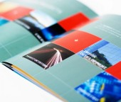 Project Management Print Brochure by Darren Forde